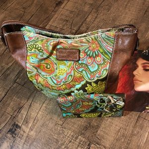 Kate Spade Vintage Purse w/Wallet